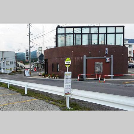 栂池高原A(Tsugaike-kogen-A Central Parking Lot)